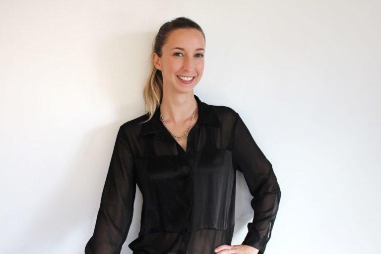 Portrait of Chiropractor doctor Stephanie Tabbert