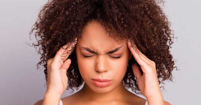 The Three Types Of Headaches You Could Be Experiencing
